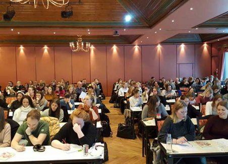 First Year Teachers Conference Holmenkollen, Oslo, Norway